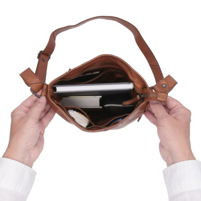 Kožená kabelka Noelia Bolger – NB 2074 R