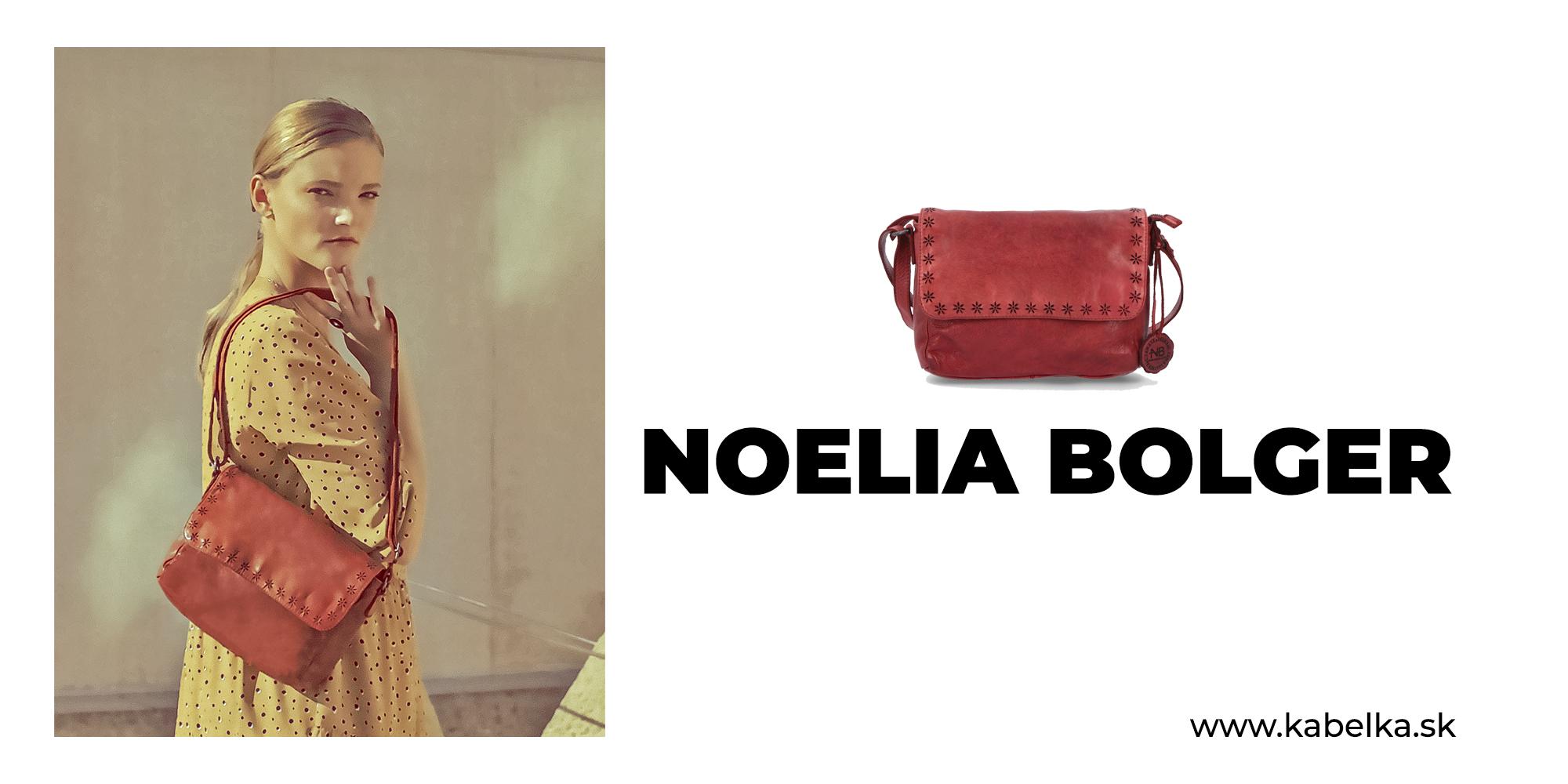 Promo video - kožené kabelky a peňaženky Noelia Bolger - jeseň 2020