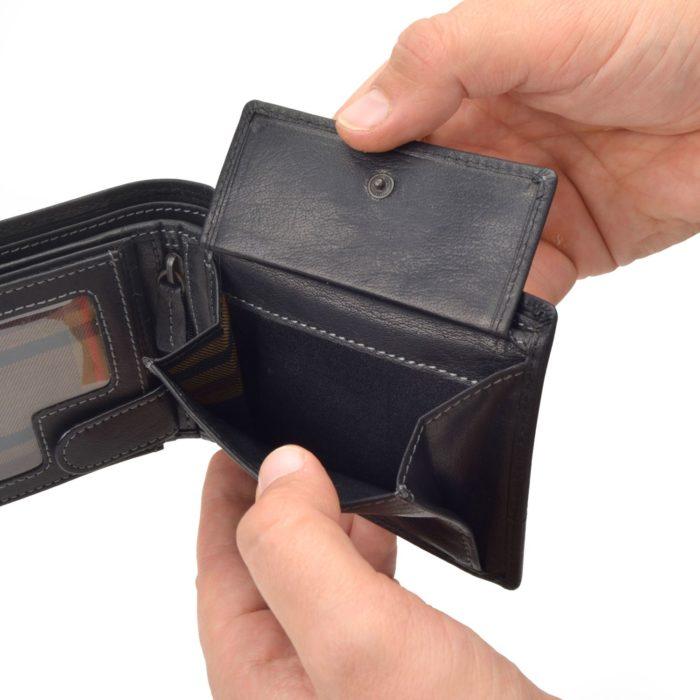 Kožená peňaženka Poyem – 5221 AND C