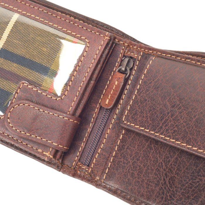 Kožená peňaženka Poyem – 5221 AND H