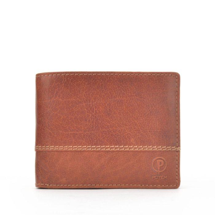 Kožená peňaženka Poyem – 5221 AND KO