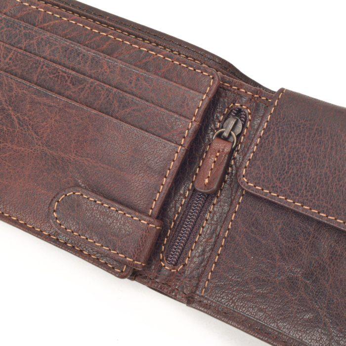Kožená peňaženka Poyem – 5222 AND H