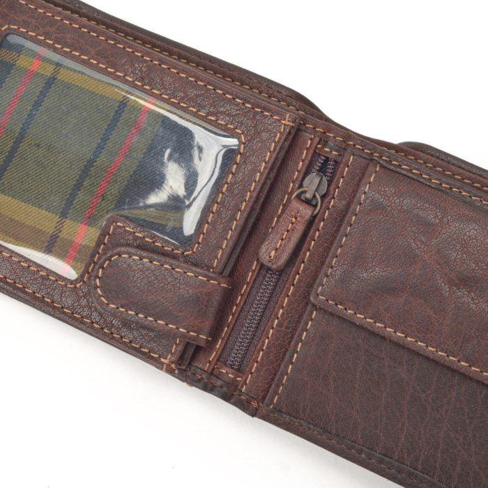 Kožená peňaženka Poyem – 5223 AND H