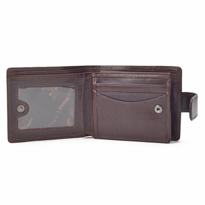 Kožená peňaženka Cosset – 4411 Komodo H