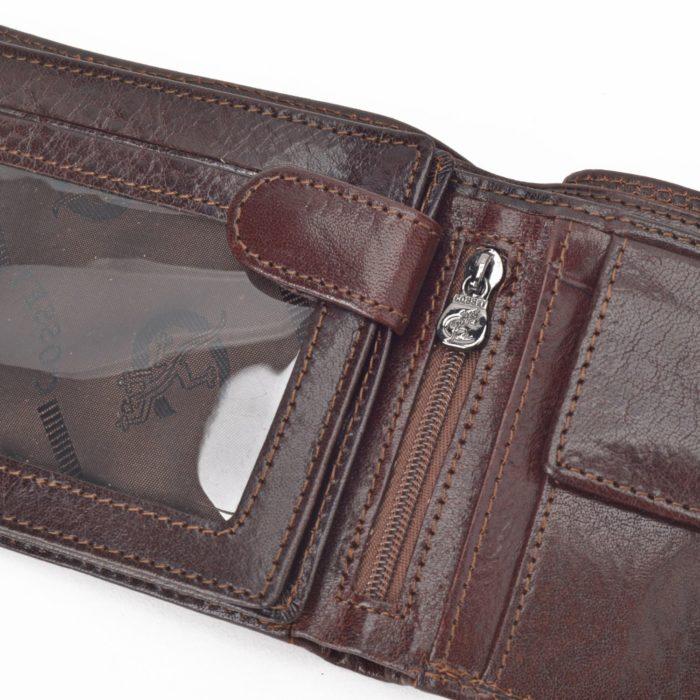 Kožená peňaženka Cosset – 4413 Komodo H