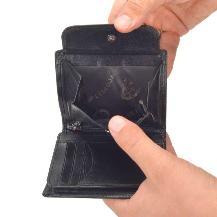 Kožená peňaženka Cosset – 4501 Komodo C