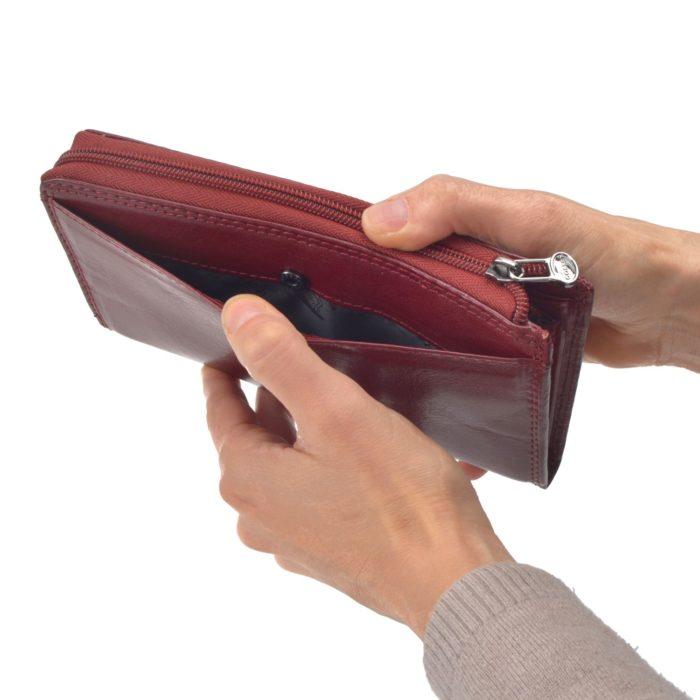 Kožená peňaženka Cosset – 4513 Komodo B