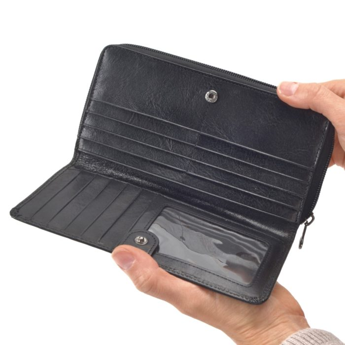 Kožená peněženka Cosset – 4401 Komodo C