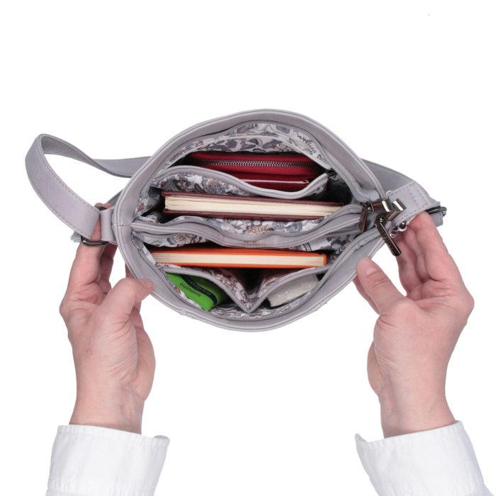 Dizajnová kabelka Carmelo – 4131 R
