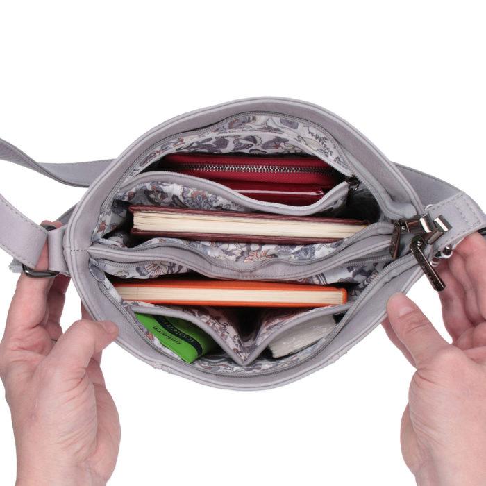 Dizajnová kabelka Carmelo – 4131 SS