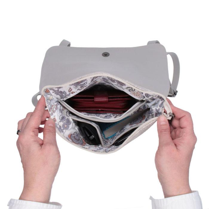 Elegantný batoh Tangerin – 4139 R