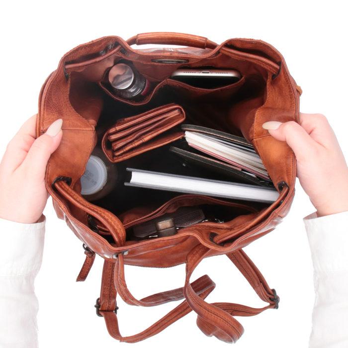 Kožený batoh Noelia Bolger – NB 2092 C