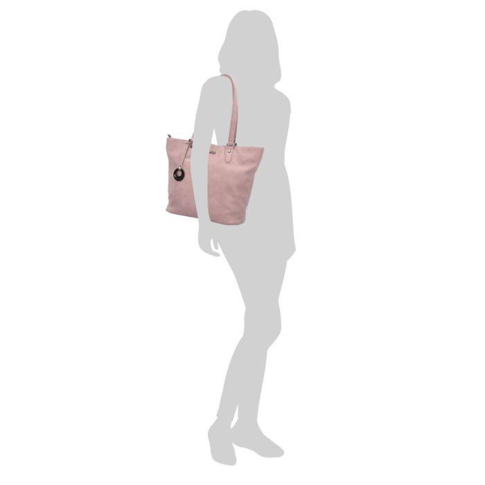 Shopperka z syntetickej kože Le Sands – 4116 C