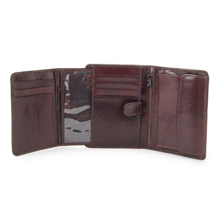 Kožená peňaženka Cosset – 4416 Komodo H