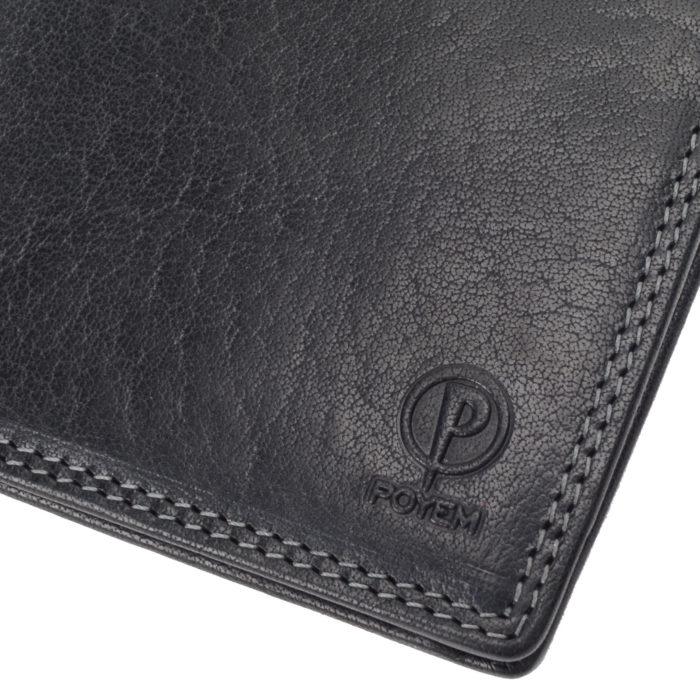 Kožená peňaženka Poyem – 5205 AND C