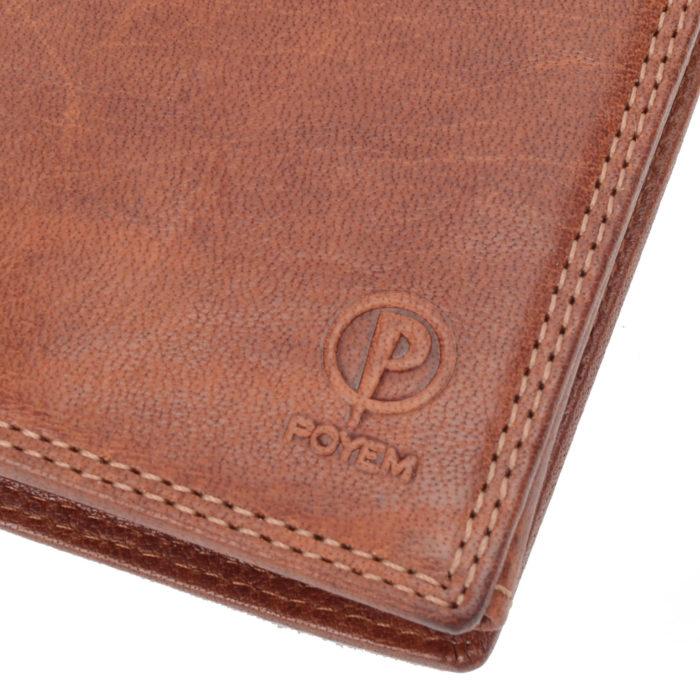 Kožená peňaženka Poyem – 5207 AND KO