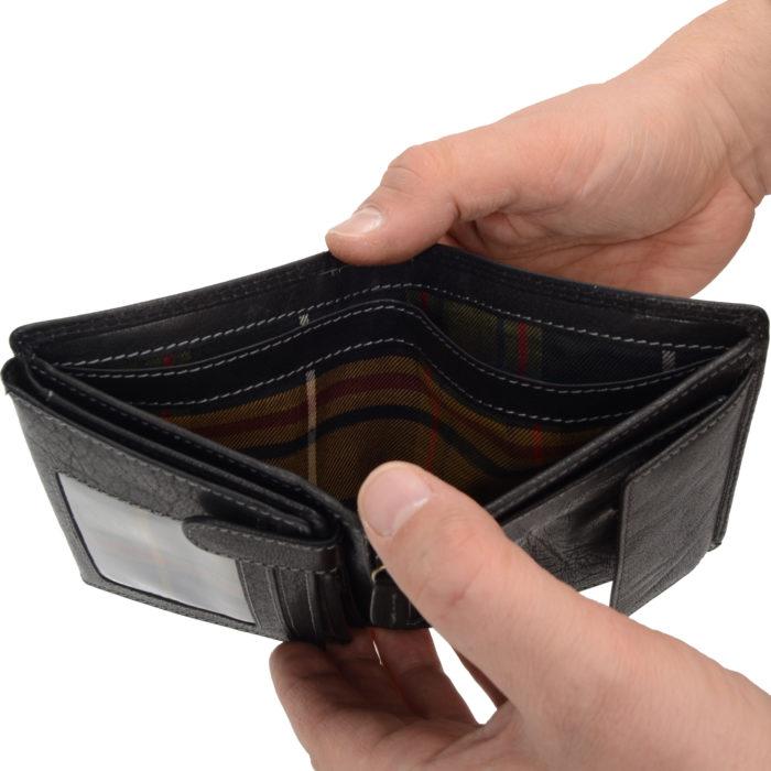 Kožená peňaženka Poyem – 5211 AND C