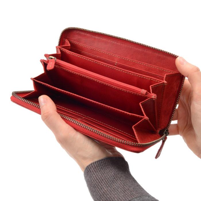 Kožená peňaženka Poyem – 5212 AND CV