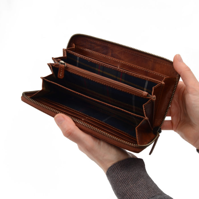 Kožená peňaženka Poyem – 5212 AND KO