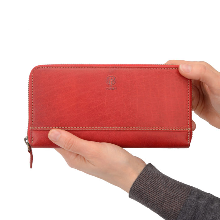 Kožená peňaženka Poyem – 5213 AND CV