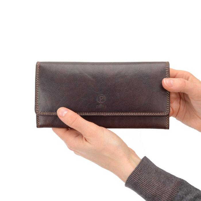 Kožená peňaženka Poyem – 5214 AND H