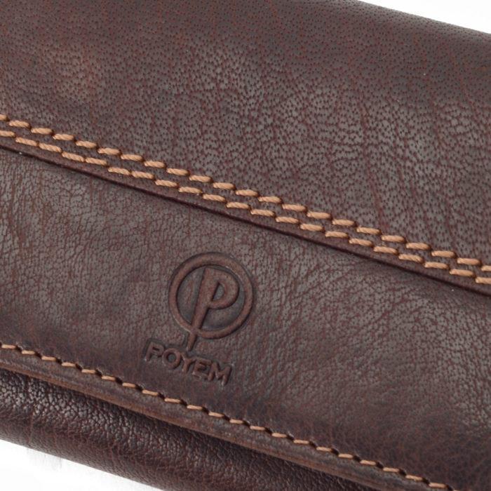 Kožená peňaženka Poyem – 5225 AND H