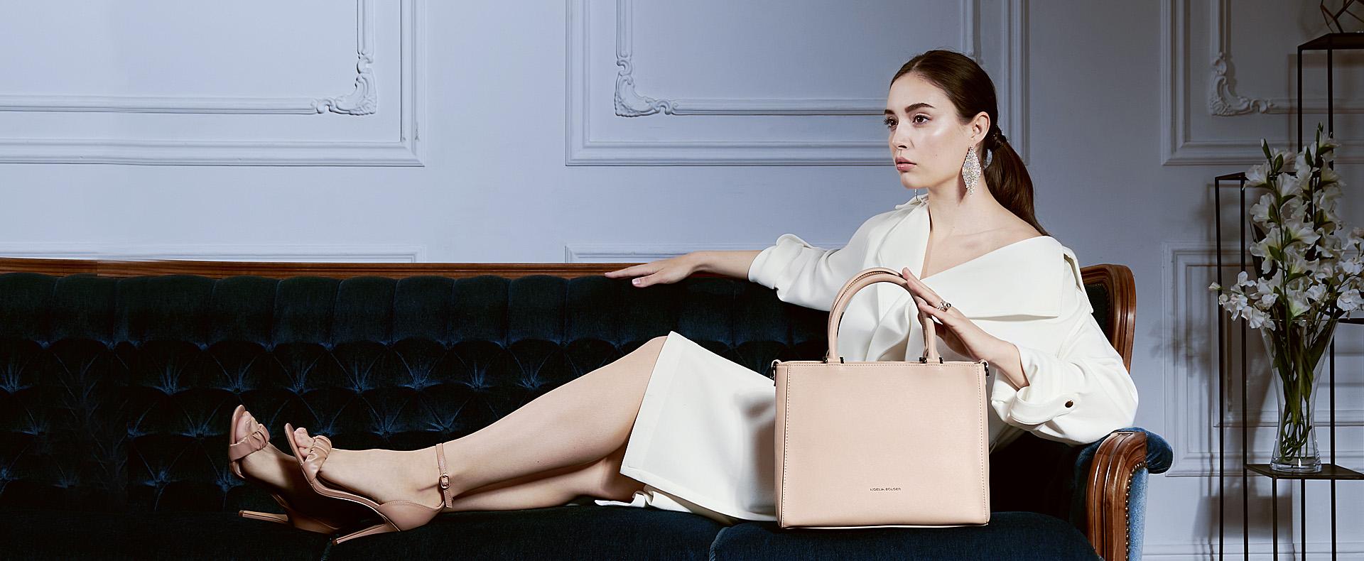 Nové kožené kabelky Noelia Bolger